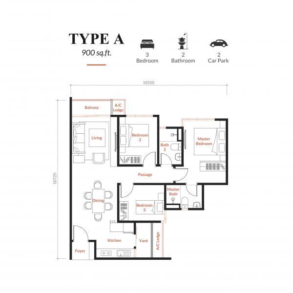 99 Residence Kl North Is For Sale Propertyguru Malaysia
