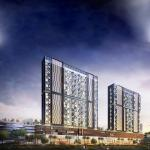 Mahata Margonda : Apartemen Terintegrasi Staisun KRL Dan Universitas Indonesia
