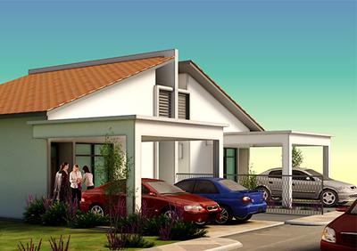 - Residensi Padang Meha