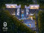 PV9 Residences @ Taman Melati   Adjacent to Taman Melati LRT station and TAR University College