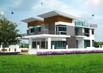 ALCEDO@SAUJANA RAWANG | A modern contemporary concept residences