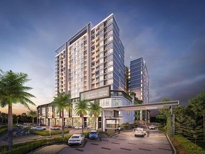 - Amverton Greens @ Bukit Kemuning Golf & Country Resort