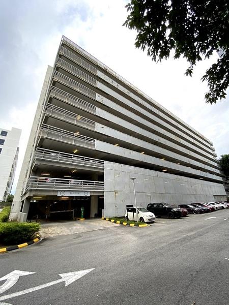 Multi storey carpark