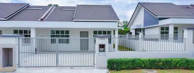 - TUTA Villa III @ Taman Ungku Tun Aminah