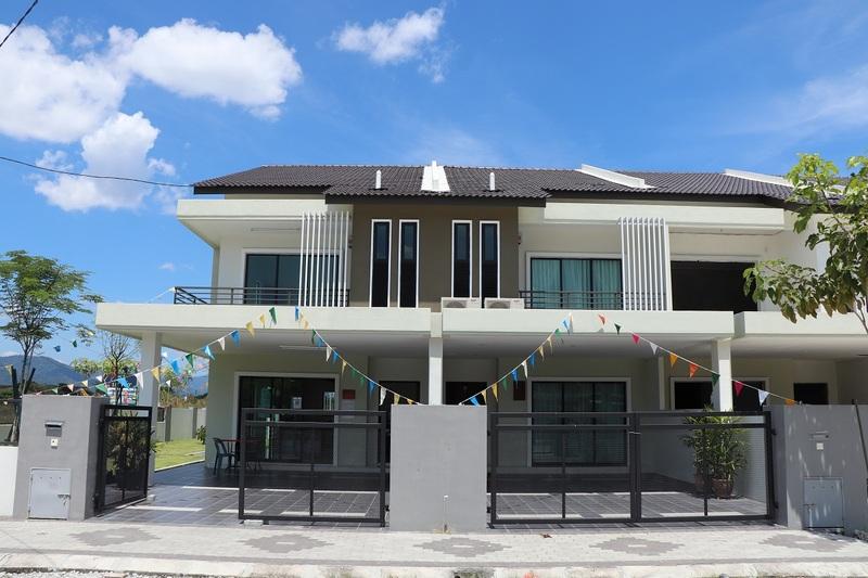 Actual House