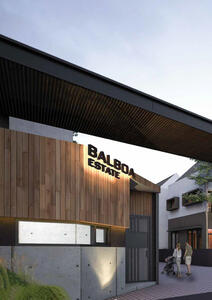 - Balboa Estate Bintaro