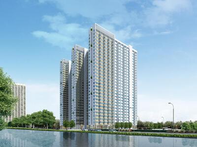 - Osaka Riverview Apartment