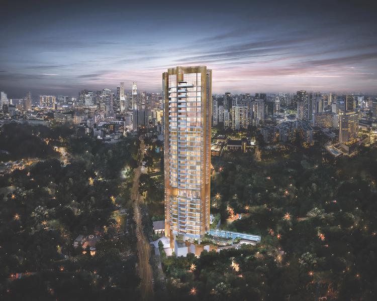 LKH Cairnhill Condominium