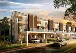 Aster 3 Storey Link House - New Projects for sale