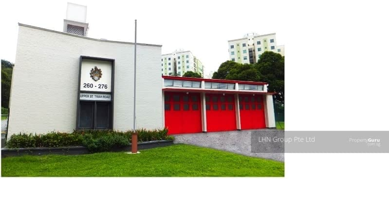 Bukit Timah Fire Station (Enrichment) #22902159