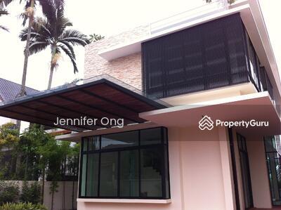 For Rent - Like New, Beautiful 2. 5 sty Detached@Jln Tarum
