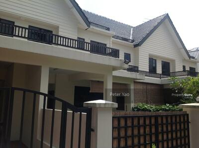 For Rent - American Design BIG and SPACIOUS Terrace House Yuk Tong Avenue