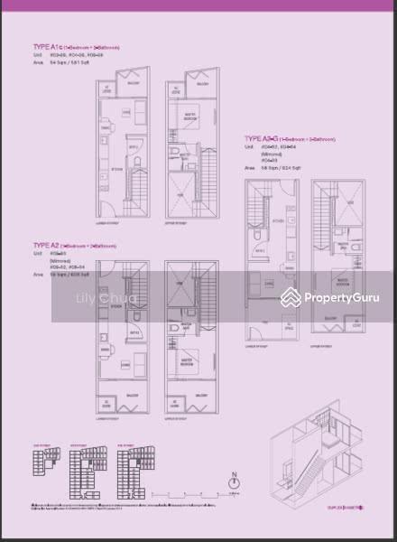 1 Suites One Suites 1 Lorong 20 Geylang 2 Bedrooms