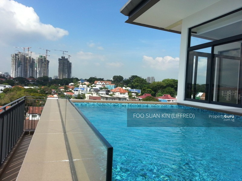 PENTHOUSE with PRIVATE POOL @ Duchess Royale #35704195