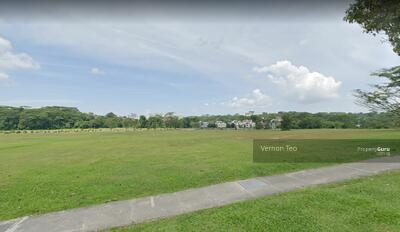 For Sale - SUBDIVISIBLE to 2 PLOTS. WIDE FRONTAGE. QUIET ELEVATED.