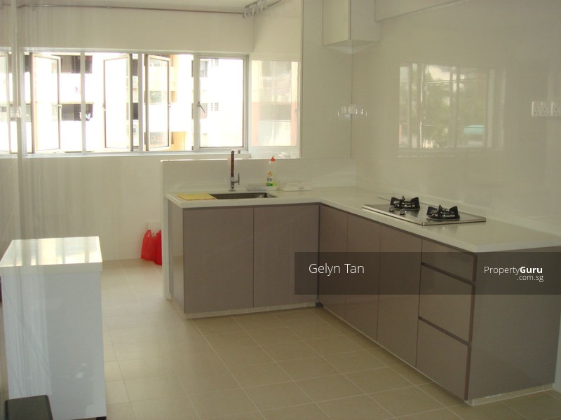 3 Room Flat Kitchen Design Singapore Bedok