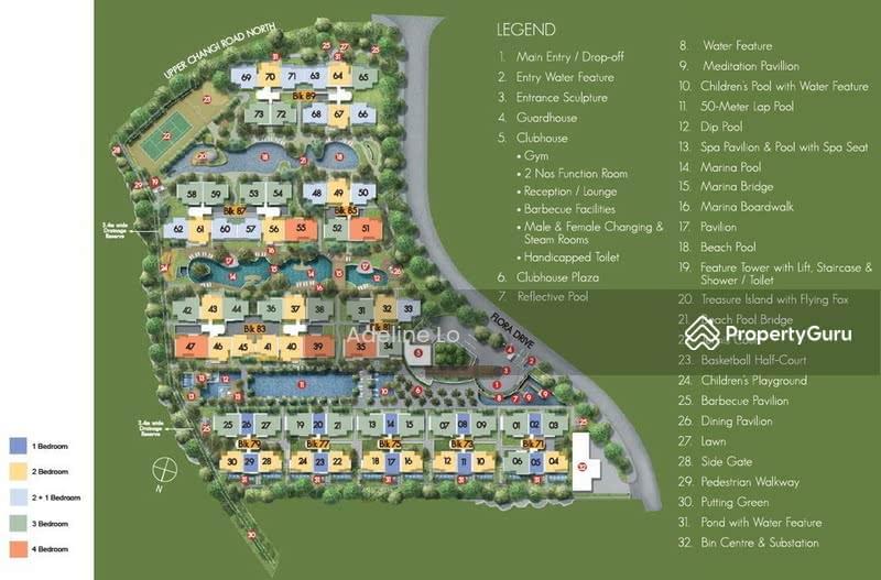 Hedges Park Condominium 83 Flora Drive 1 Bedroom 484