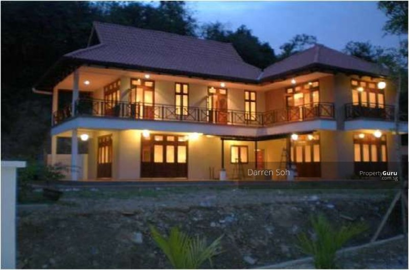 Langkawi Freehold Brand New 2 Sty Villa With 60m L Shaped