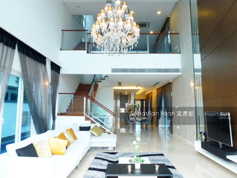 Bungalow House For Sale In Singapore Architectural Design