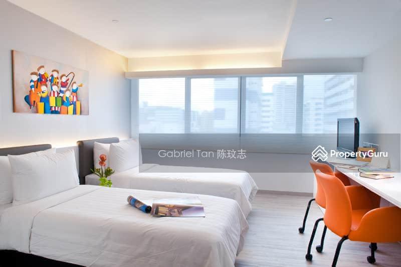 Serviced apartment near Bugis MRT #45035187