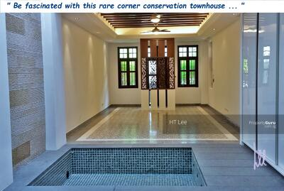 For Rent - Cairnhill Conservation TownHouse