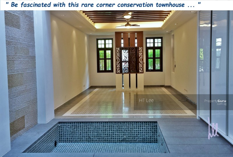 Cairnhill Conservation TownHouse #98597083