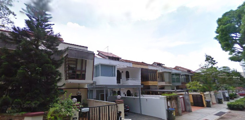 Terrace house on saunders rd emerald hill terrace house for Terrace house singapore
