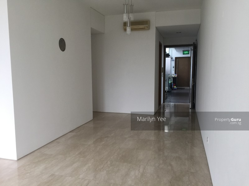 Unfurnished - Entrance into dining and living