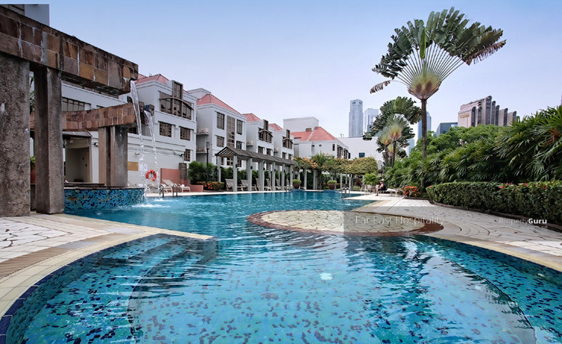 Village Residence Clarke Quay 20 Havelock Road 1 Bedroom 600 Sqft Condominiums Apartments