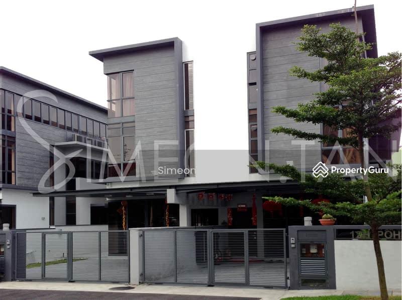 Stunning Modern Semi D Kovan Kovan 6 Bedrooms 4800