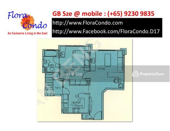 Estella Gardens 21 27 Flora Road 1 Bedroom 657 Sqft Condos Apartments For Rent By G B Sze S 1 950 Mo 19003513