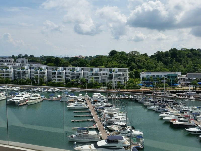 The Oceanfront Sentosa Cove 295 Ocean Drive 3 Bedrooms