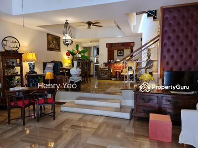 For Sale - Beautiful 2. 5 Storey Terrace @ Chuan Terrace