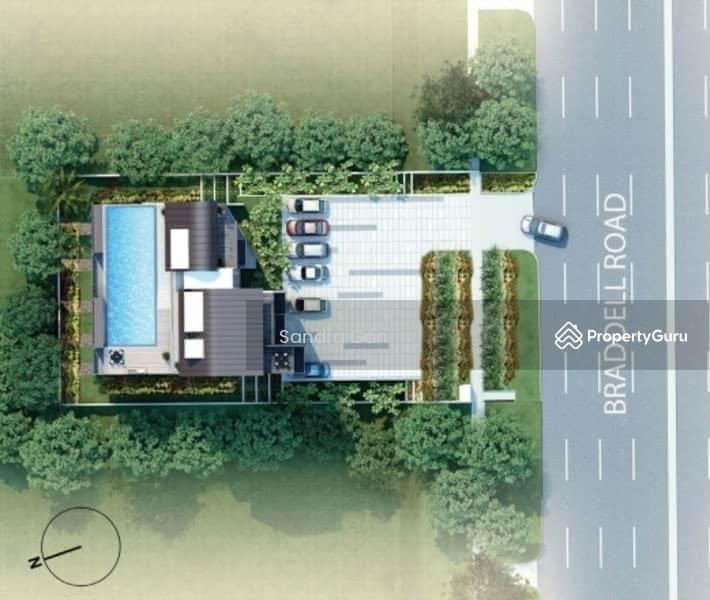 Suites Braddell 56 Braddell Road 1 Bedroom 420 Sqft