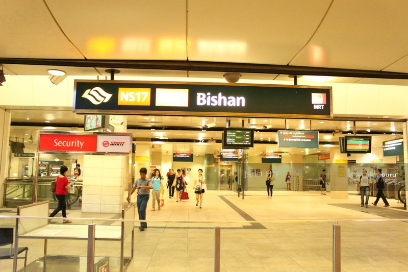 Bishan Room For Rent