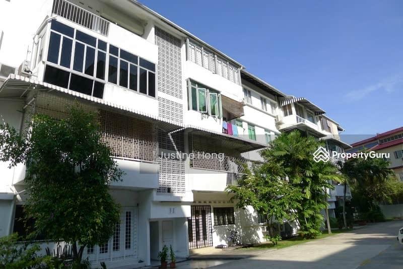 Joo Chiat Walk Up Apartment Lane 3 Bedrooms 1001 Sqft