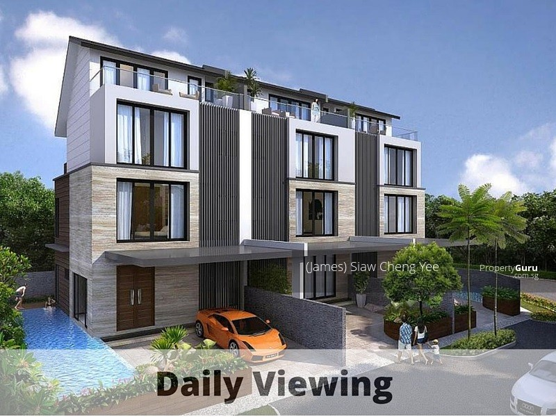 Brand new terrace house langsat road langsat road 6 for Terrace house season 3
