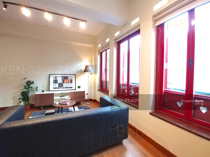 UNIQUE CHINATOWN CONSERVATION HOUSE @ 1 min MRT HOT HOT Must Must VIEW #105979791