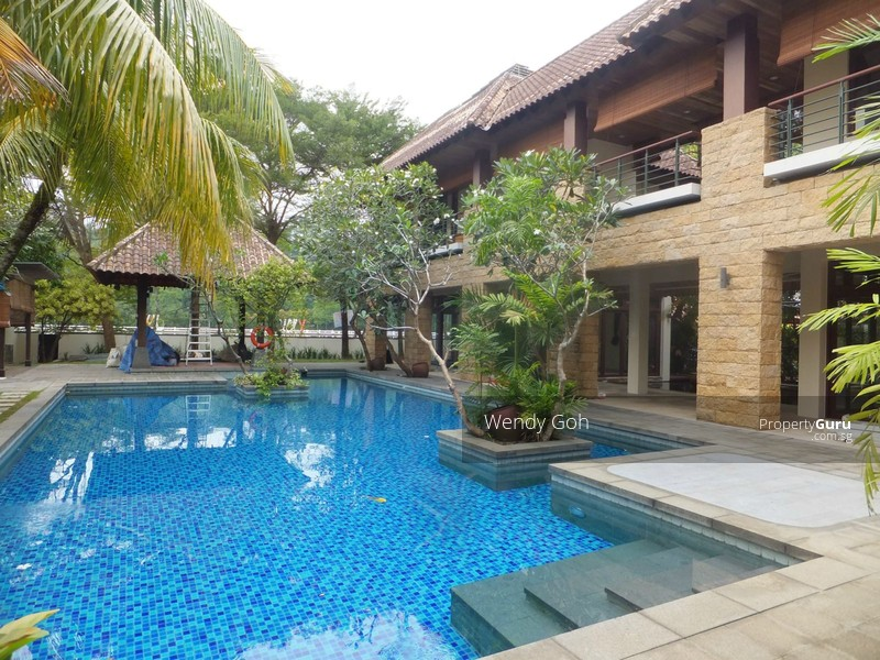 Tropical Balinese Resort Style 6 Bedroom House Andrew