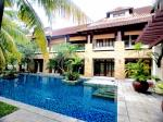 Balinese Resort Feel Bungalow with Build in Lift For Rent at Andrew Road
