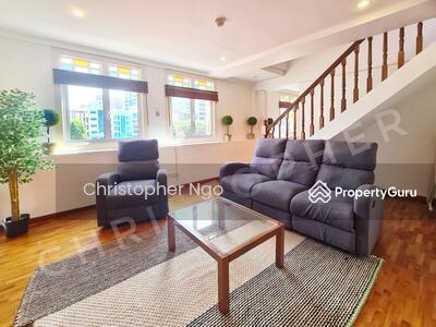 For Rent - LOVELY SHOPHOUSE @  BUGIS MRT 2 BEDDER