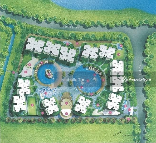 Waterview Tampines Floor Plan Waterview Floor Plan