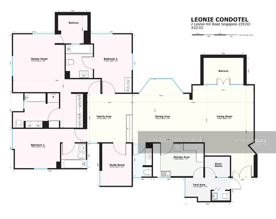 Leonie Condotel 2 Leonie Hill Road 2 Leonie Hill Road