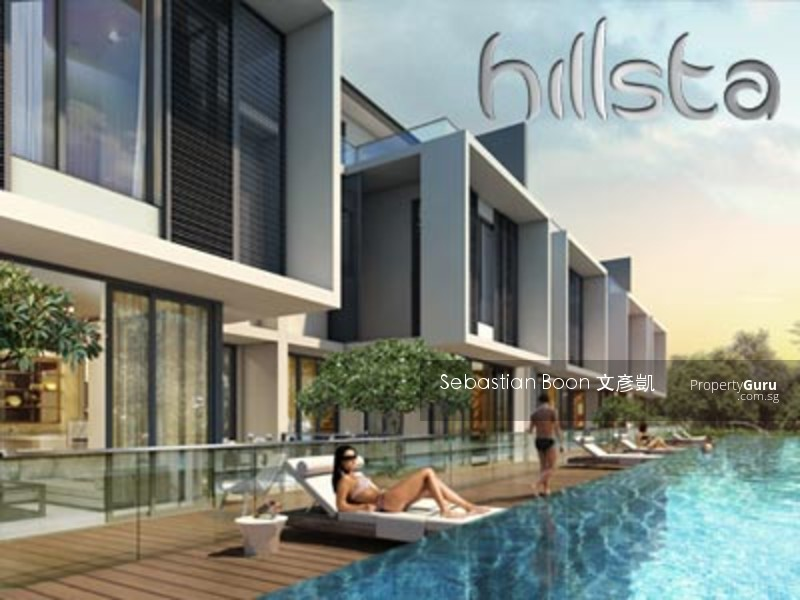 Hillsta terrace house 70 phoenix road 4 bedrooms 3369 for Terrace house singapore