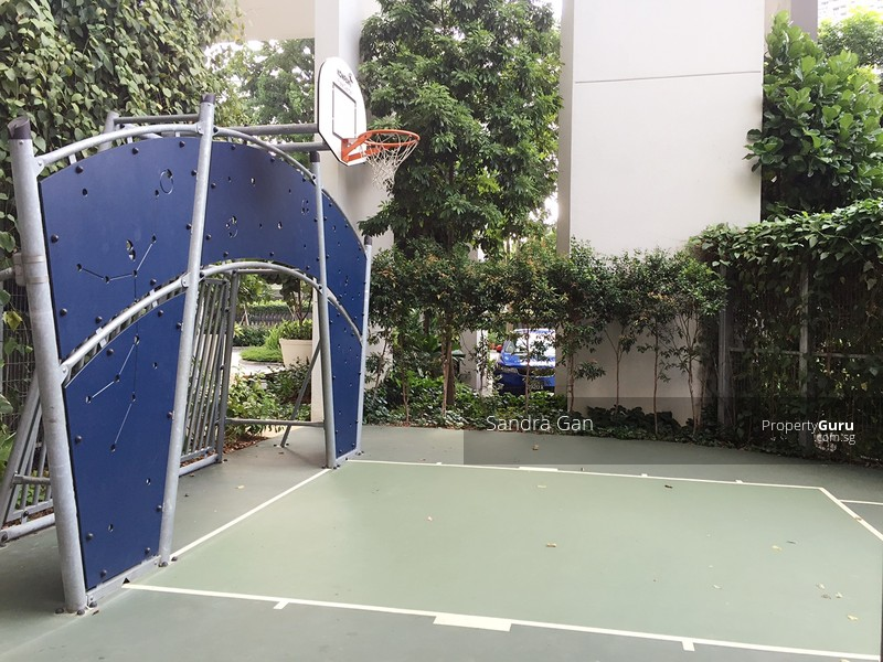 Vista residences 26 jalan datoh 3 bedrooms 1152 sqft for Average basketball court size