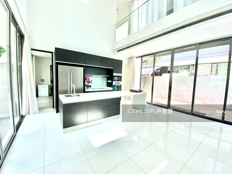 Modern Detached House near Nanyang Primary for Rent! #112273921