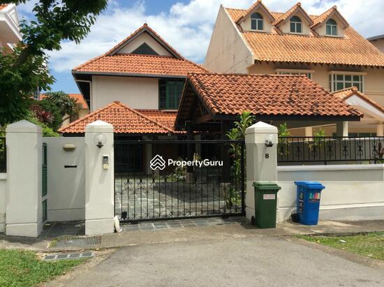 Semi Detached In Serangoon Garden Estate 5 Bedrooms 4800