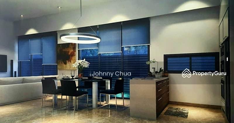 Wonderful *Artistu0027s Impression Of Dinning And Dry Kitchen