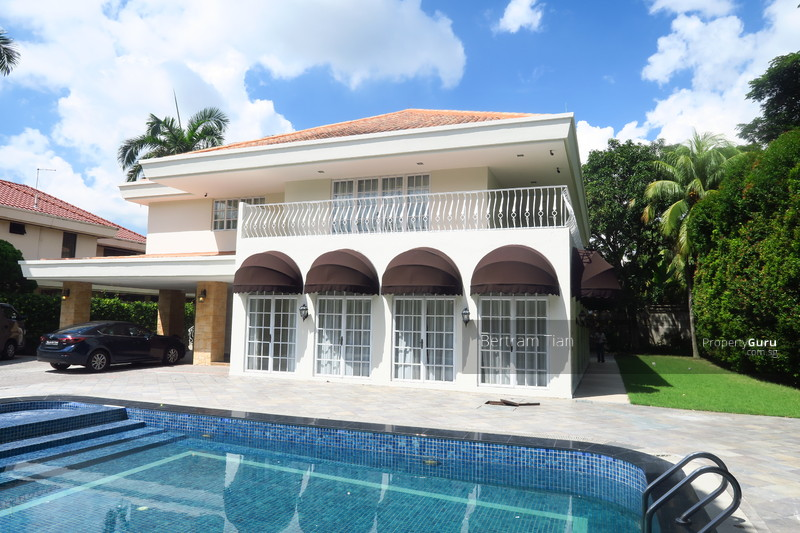 Charming Bungalows With Swimming Pool Part - 3: Big Bungalow With Swimming Pool At Gallop Vicinity For Sale, Gallop Park, 5  Bedrooms, 6500 Sqft, Landed Houses, Terraced Houses, Detached Houses, ...