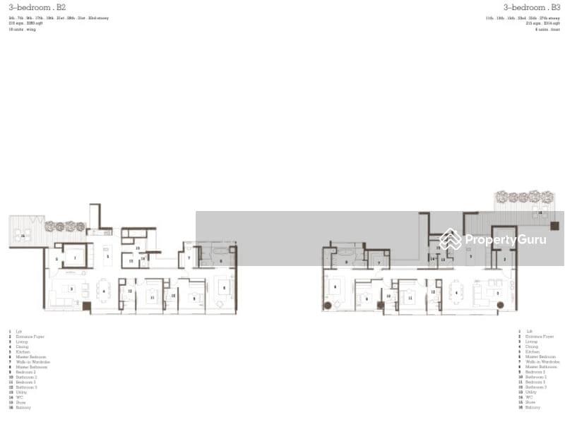 21 Angullia Park Floor Plan | Carpet Review
